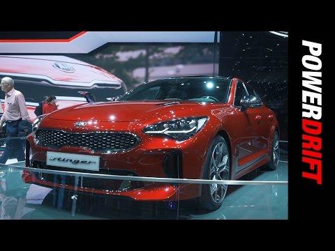 Kia at Geneva Motor Show : PowerDrift