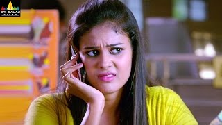 Lovers Movie Comedy | Chandini and Sai Talking with Their Friends | Latest Telugu Comedy Scenes