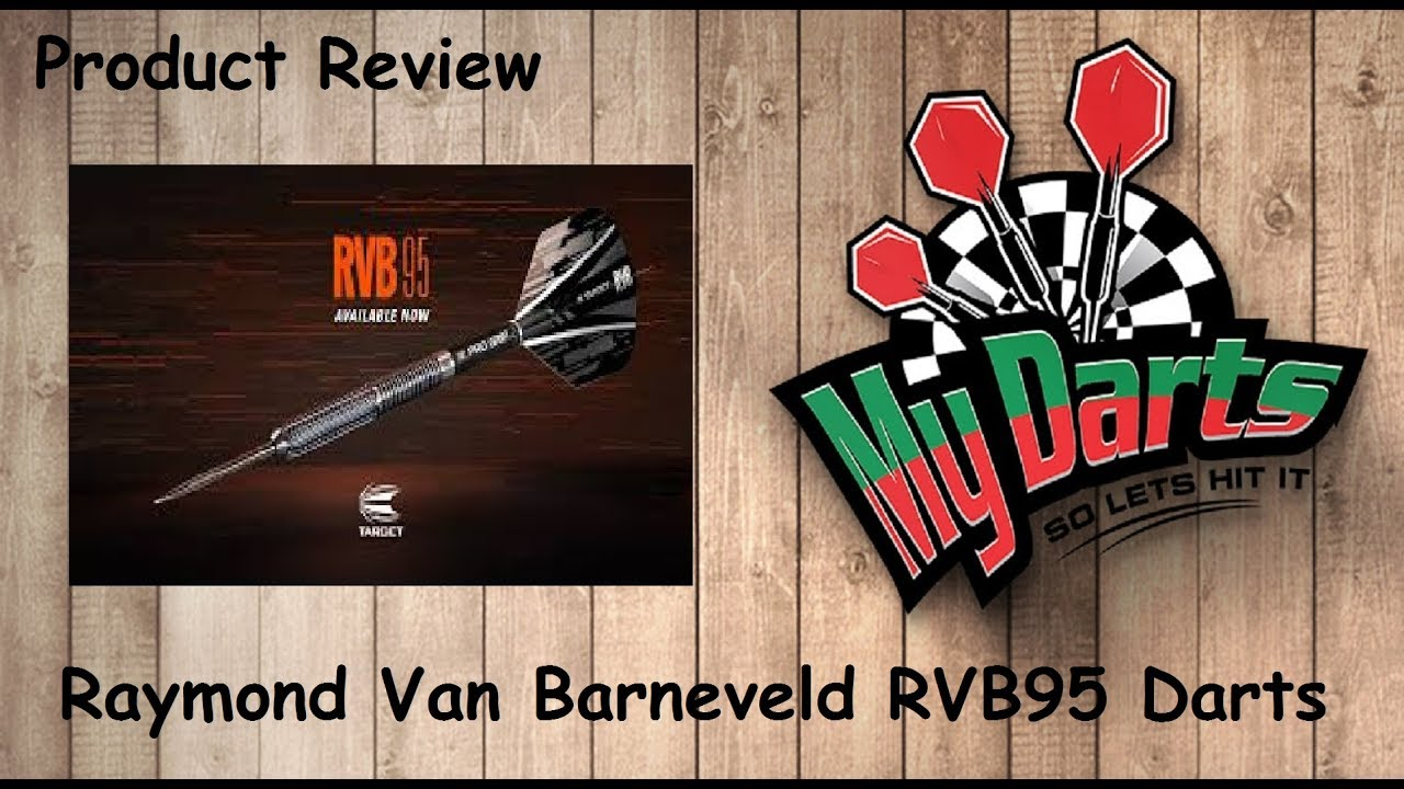 RVB95 Raymond Van Barneveld Darts from Target Darts