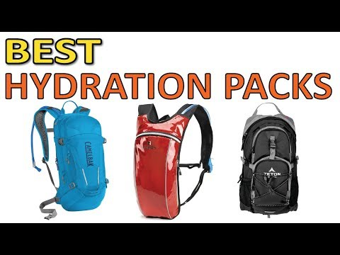 TOP 5 Best Hydration Packs 2020 Hydration Pack Reviews