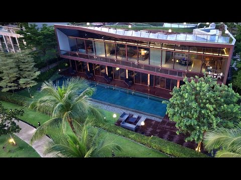We went inside a Singapore super mansion | CNBC International