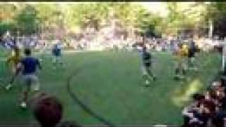 Steve Nash vs Claudio Reyna Pickup Game, NYC (VANITY FAIR) 1