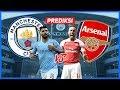 #Prediksi Manchester City vs Arsenal bersama PO si Hamster