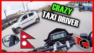 CRAZY TAXI DRIVER | DAILY OBSERVATION EP.1