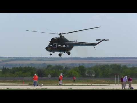 Ukraine Championship of Helicopter Sport 2017