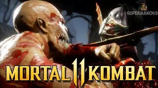 "MORTAL KOMBAT 11: New Fatality, R.I.P Goro & Kitana Kahn! - Mortal Kombat 11 ""Jade"" Gameplay"