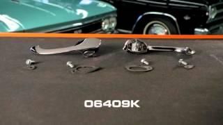 OPGI Product Spotlight: 1966-67 GTO/Tempest/LeMans Door Handle Kit