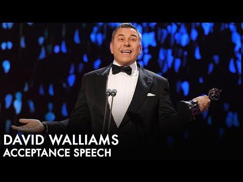 David Walliams wins the award for best TV Judge