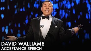David Walliams wins the award for best TV Judge