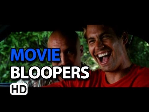 2 Fast 2 Furious (2003) Bloopers Outtakes Gag Reel poster