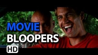 2 Fast 2 Furious (2003) Bloopers Outtakes Gag Reel