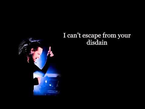 "Korn ""Hater"" with lyrics"