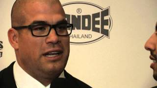 TIto Ortiz Explains Why He Stopped Cyborg Santos vs. Rhonda Rousey