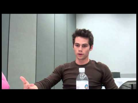 Dylan O'Brien Interview -