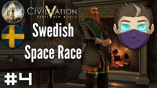 Civilization V: Swedish Space Race #4 - The Birth of Rythianity