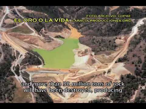 El oro o la vida / Life for gold (Completo) Spanish with English subtitles