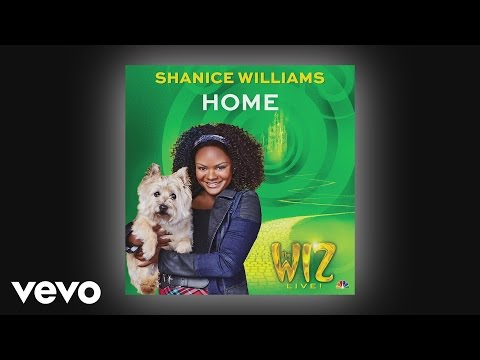 Shanice Williams, Original Television Cast of the Wiz LIVE! - Home