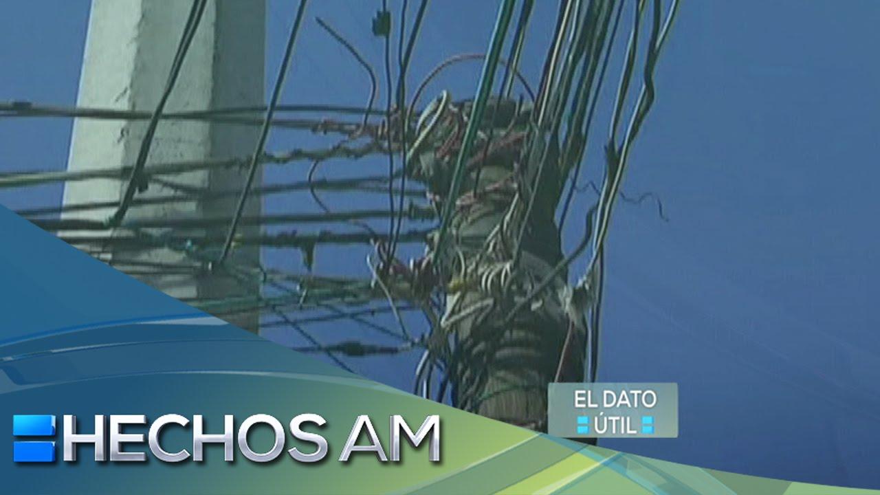 El dato til renueve el material aislante de los cables - El material aislante ...
