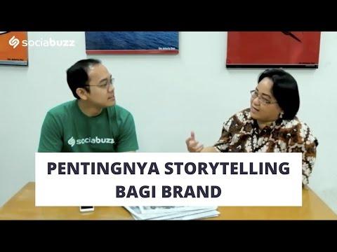 Pentingnya Storytelling Bagi Brand - #GritTalk 6