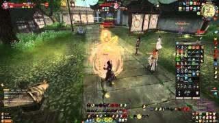 Romullus vs. MoDarven 1v1 duel - Age of Wushu - Blue Dragon