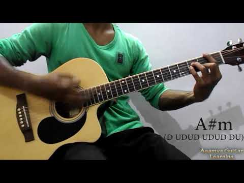 Humnava Mere (Jubin Nautiyal) - Guitar Chords Lesson+Cover, Strumming Pattern, Progressions
