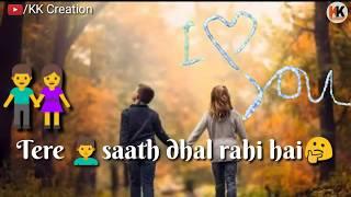 Oh Humsafar  New 🎶 WhatsApp Status  KK Creation 