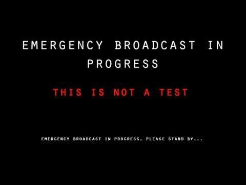 EAS Broadcast Scenario - Biohazard