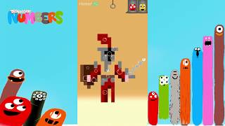 Fun Mediveal Part 1 Puzzles - DragonBox: Numbers (iPad, iPhone, Android)