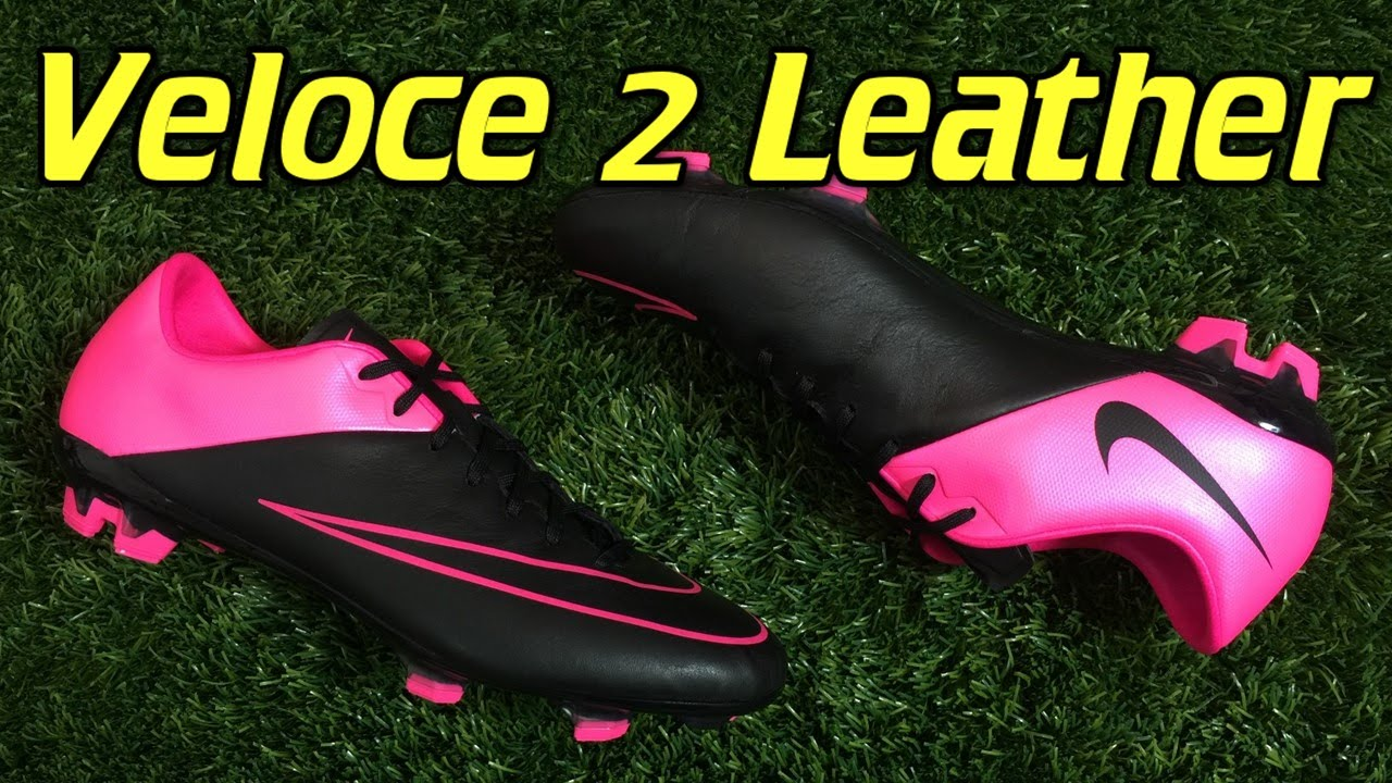 af7566cc2cd6 Leather Nike Mercurial Veloce 2 (Tech Craft Pack) - Review + On Feet -  YouTube