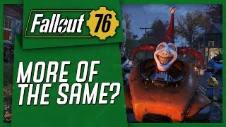 Fallout 76's First DLC Event - My Honest Thoughts on Fasnacht Parade