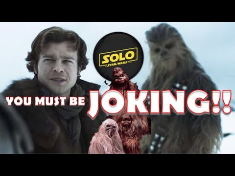 SOLO WELCOMES THE STAR WARS HOLIDAY SPECIAL TO CANON?? WTF!!
