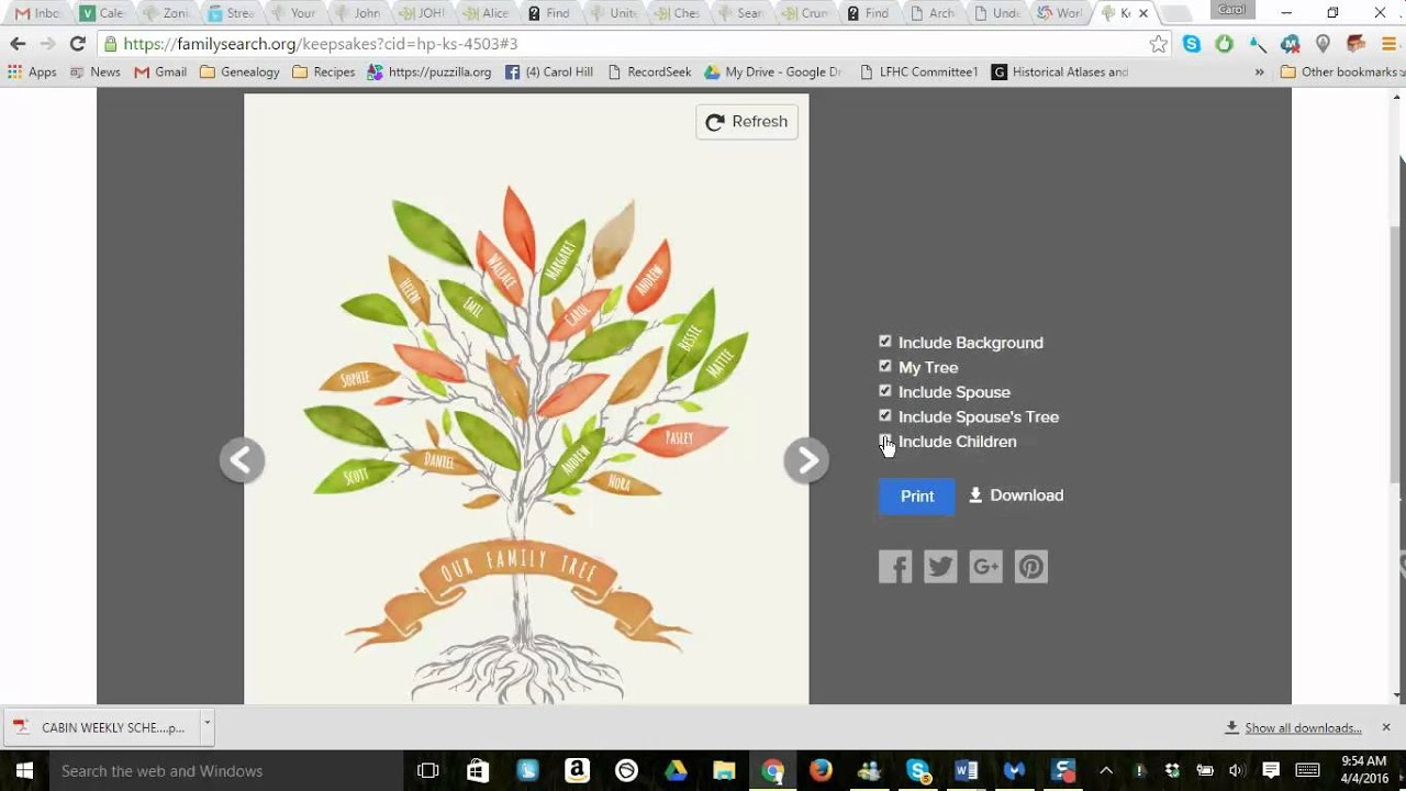 familysearch org new family tree keepsake free genealogy help