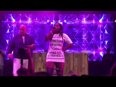 Remy Ma, Dj Khaled & Fat Joe LIVE at Panorama NYC Festival
