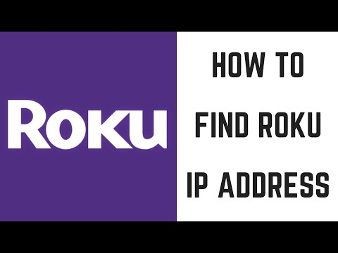 How To Find Roku IP Address