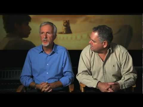 Life Of Pi: James Cameron on Ang Lee's 3D Story Telling