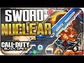 "BO3: WORLD'S FIRST ""SWORD"" NUCLEAR! NEW Black Ops 3 ""Fury's Song Nuclear"" Gameplay Hidden DLC Weapon"