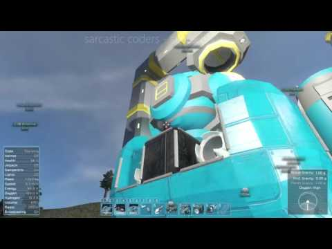 Sarcastic Coders play Space Engineers S01E10