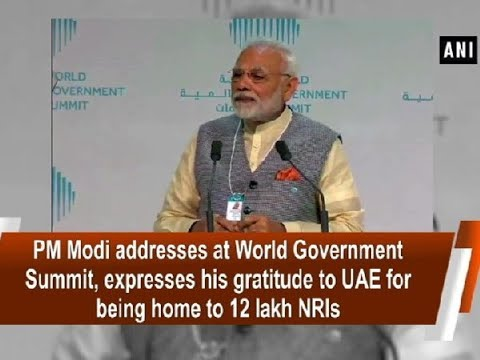 PM Modi expresses his gratitude to UAE for being home to 12 lakh NRIs