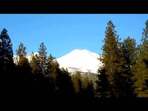 Tajemnice Gory Shasta W Kalifornii... UFO