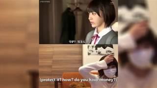 Miyawaki sakura (HKT48 / Produce48) react to the first episode of a...