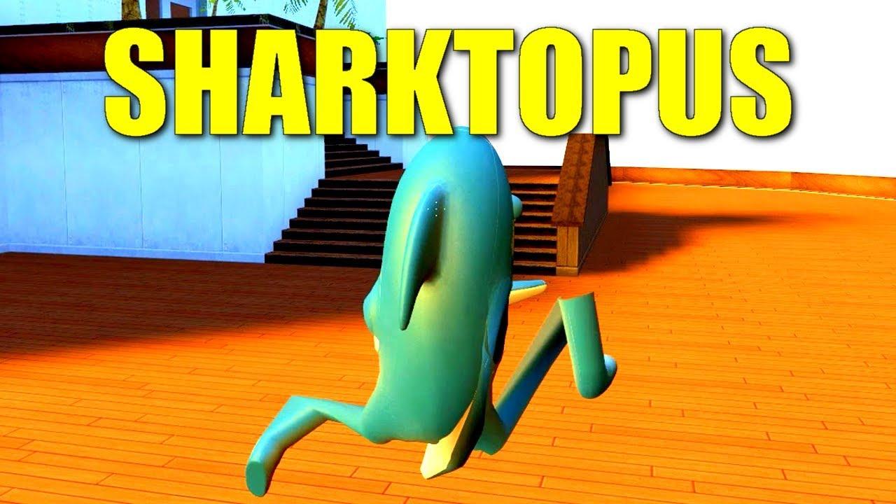 Ich bin SHARKTOPUS! - Gmod Hide and Seek (Garry\'s Mod)