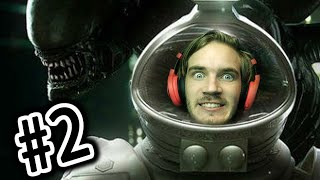 Alien: Isolation - Gameplay Walkthrough - Part 2 - I