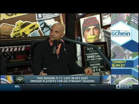 Boomer and Carton - Craigy makes Jets Off season wishlist