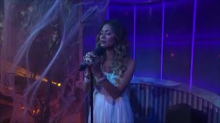 Nicole Scherzinger -Toxic and -I Put a Spell on You.