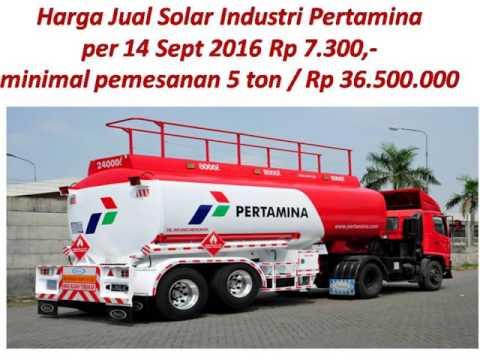Jual Solar Industri Pertamina Tl. 082143346988