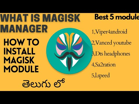 What Is Magisk Manager | Best 5 Magisk Modules | How To Install Magisk Modules