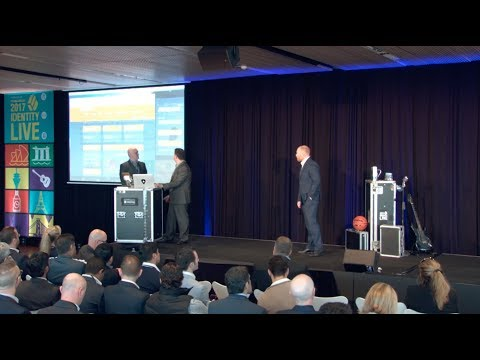 Securing Customer Interactions Anytime, Anywhere  - Identity Live 2017 - Sydney