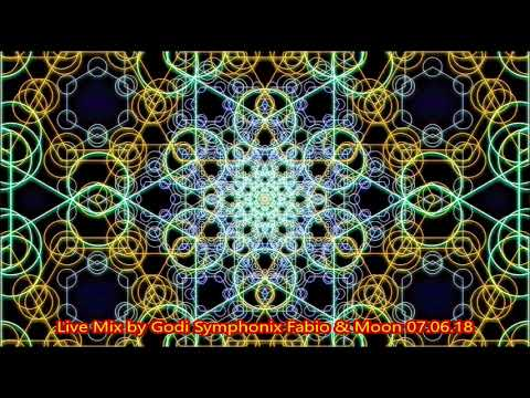 Live Mix by Godi Symphonix Fabio & Moon 07 06 18