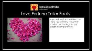 What is a love fortune teller?