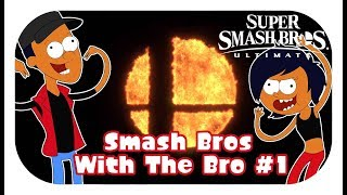 Smash And Chill With My Bro (Live Stream)